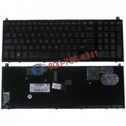 החלפת מקלדת למחשב נייד HP ProBook   4520S / 4525S BLACK 615600-001 MP-09K13U4-4423 , NSK-HN3SW - 1 -