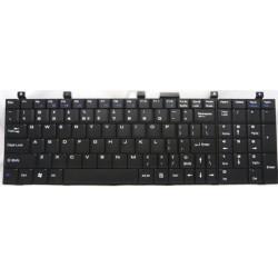 החלפת מקלדת למחשב נייד MSI MS-1683 CR600 / CR610 / CR620 / CR700 / CR720 / EX625 / VX600 / EX600 Keyboard - 2 -