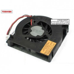 מאוורר למחשב נייד טושיבה Toshiba Portege S100 Cpu Fan GDM610000264, MCF-TS5510H05-1, MCF-TS5510H05-2 - 1 -
