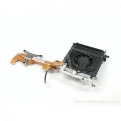 HP Pavilion dv9000 Cooling Fan 434678-001 מאוורר למחשב נייד - 1 -