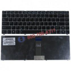 החלפת מקלדת למחשב נייד אסוס ASUS  Mini EEE PC 1201T , 1201N , 1201X , 1201NP , 1201HA , 1201HAB , UL20 keyboard - 1 -