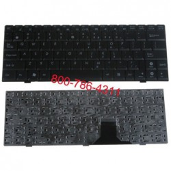 החלפת מקלדת למחשב נייד אסוס Asus U1 / U1F / U1E / U2 / U2E Laptop Keyboard  V021562CS1 / V021562LS1 - 1 -