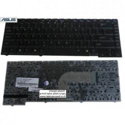 מקלדת למחשב נייד אסוס החלפת מקלדת למחשב נייד אסוס ASUS A3V R20 M9 Z8 A7 Laptop Keyboard 9J.N5382.F01 / 04GN9V1KUSA2 - 1 -