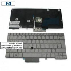 מעבדה לתיקון מחשב נייד - מקלדת למחשב נייד HP EliteBook 2740p Laptop Keybaord 597841-001 - 1 -