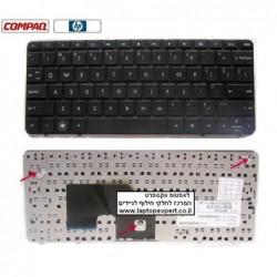 החלפת מקלדת למחשב נייד HP Compaq CQ10 / Mini 110-3000 / Mini 210 Laptop Keyboard 606618-001 608769-001 - 1 -