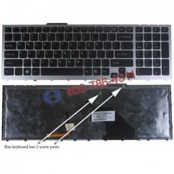 מעבדה אזורית למחשב נייד סוני - מקלדת לנייד SONY VAIO VPC-F11 / VPC-F12 Laptop Keyboard 148781311 / 148781521 - 1 -