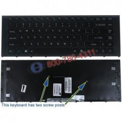 משווק מורשה סוני - מקלדת למחשב נייד סוני Sony VPC-EA / VPCEA 148792021 Laptop Keyboard A-1765-621-A, MP-09L13US-886 - 1 -