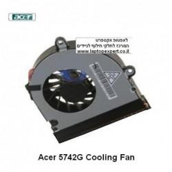 מאוורר למחשב נייד אייסר Acer Aspire 5253 / 5742G - MF60120V1-C040-G99 - 1 -