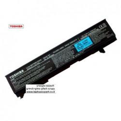 סוללה מקורית למחשב נייד טושיבה - משווק מורשה - Toshiba PA3399U-2BRS Original battery 6 Cell - 1 -