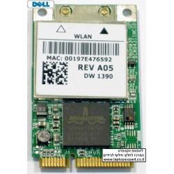כרטיס רשת אלחוטי פנימי למחשב נייד דל DELL PC559 WIRELESS MINI PCI-E CARD, YH774 0YH774 PC559 0PC559 - 1 -