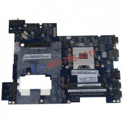 לוח למחשב נייד לנובו Lenovo G570 motherboard for Intel processors , with Intel HD graphics - LA-675AP / PIWG2 - 1 -
