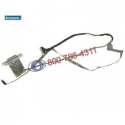 כבל מסך למחשב נייד לנובו Lenovo G570 lcd cable led screen DC020015W10 - 1 -