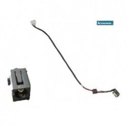 שקע טעינה למחשב נייד לנובו Lenovo G570 dc power jack plug harness cable DC30100CS00 - 1 -