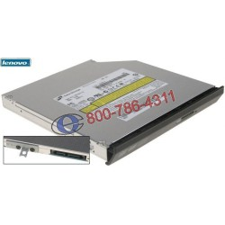 צורב למחשב נייד לנובו Lenovo G560, G570 DVD±RW sata drive - burns CDs and DVDs,  HL Data Storage model GT30N Or LiteOn DS-8A5SH