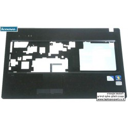 משטח פלסטיק עליון למחשב נייד לנובו כולל משטח עכבר Lenovo G570 palmrest, black, includes touchpad AP0GM000920 - 1 -