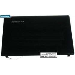 """פלסטיק גב אחורי למחשב נייד לנובו כולל אנטנות Lenovo G570 rear lcd lid for 15.6"""" displays, black, includes wifi annetna - 1 -"""