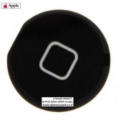 כפתור בית - גויסטיק לאייפד 2 - חלק מקורי Original Black White Home Button Repair Part for iPad 2 - 1 -