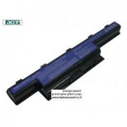 סוללה מקורית למחשב נייד אייסר - 6 תאים Acer Aspire 4741G / 5741 / 5742 / 7552 / 7741 / 4738 / 5253 / 5336 / 7560 10.8V 48Wh - 1