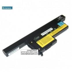 סוללה / בטריה מקורית 6 תאים לנייד לנובו Lenovo ThinkPad X60 X60s X61 X61S Battery 6 Cell 42T4632 / 42T4506 / 42T4505 - 1 -