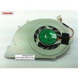 מאוורר למחשב נייד טושיבה Toshiba T130 CPU Cooling Fan AD7005HX-QBB / CWZH6 / 3EBU3TA0 - 1 -