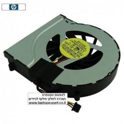 מאוורר למחשב נייד HP Pavilion DV7-4000 CPU Cooling Fan DFB552005M30T - F9V8 DC5V 0.5A - 1 -