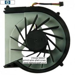 מאוורר למחשב נייד HP Pavilion DV7-4000 CPU Cooling Fan DFB552005M30T - F9V8 DC5V 0.5A - 2 -