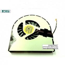 מאוורר למחשב נייד אייסר Acer Aspire 7741 CPU FAN DFS551205ML0T, F92G, 60.4HN07.002 - 1 -
