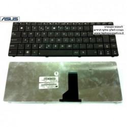 החלפת מקלדת למחשב נייד אסוס Asus N43 X42J X43 X43S P43 A83S X44H Keyboard US NSK-UL0SU 9Z.N6USU.001 0KN0J91US03 - 1 -