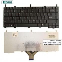 החלפת מקלדת למחשב נייד אייסר Acer Aspire 1350 / 1510 Laptop Keyboard K000946K1, AEZP1TNG017, AEZP1TNE014 - 1 -