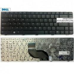 החלפת מקלדת למחשב נייד דל DELL INSPIRONN 4030 / N5030 / M5030 / N3013 Laptop Keyboard NSK-DJD01, NSK-DJH1D, 04DP3H - 1 -