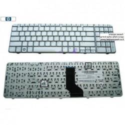 החלפת מקלדת למחשב נייד HP Pavilion G70 / Compaq Presario CQ70 Laptop Keyboard 485424-001 / NSK-H8A01 / 9J.N0L82.A01 - 1 -