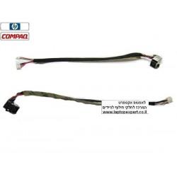 שקע טעינה למחשב נייד כולל כבל PJ140 - HP PROBOOK 4310s / 4510s / 4515s / 4710s DC JACK POWER SOCKET + CABLE - 1 -