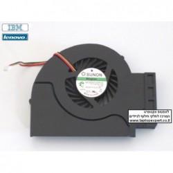 מאוורר מעבד למחשב נייד לנובו IBM Lenovo T510 / W510 Heatsink Fan 60Y4979 60Y5491 GC055010VH - 1 -