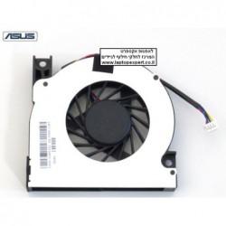 מאוורר מעבד למחשב נייד אסוס ASUS X50 , F5 , A9T , A94 Forcecon DFS541305MH0T , F8L8 Cooling Fan - 1 -