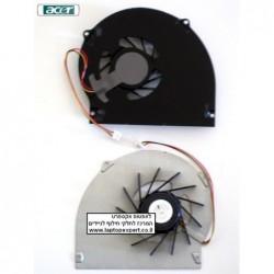 מאוורר גוף קירור מעבד למחשב נייד Acer Aspire 4740 4740G Laptop CPU Fan UDQF2J01CCM , AD7105HX-GD3 NAL90 - 1 -