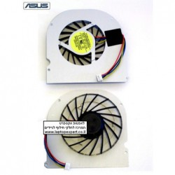 מאוורר מעבד למחשב נייד אסוס Asus F80 F81  X82 Cpu Laptop Fan FORCECON DFS551005M30T - 1 -