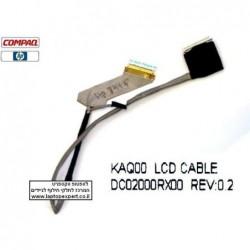 כבל מסך למחשב נייד HP/ Compaq Elitebook 8440P LCD Cable DC02000RX00 REV 0.2 594090-001 - 1 -
