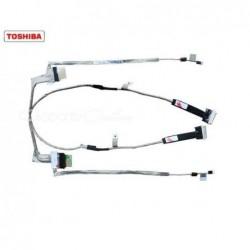 כבל מסך / צמת מסך / רתמת מסך למחשב נייד טושיבה Toshiba L500 L500d L505 L505d Lcd Cable DC02000UC10 - 1 -