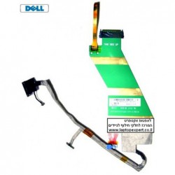 כבל מסך למחשב נייד דל DELL 1500 1520 1521 LCD CABLE PM501 0PM501 010107J00 - 1 -