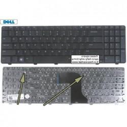 החלפת מקלדת למחשב נייד דל Dell Inspiron 15R 5010 M5010 N5010 Laptop Keyboard 0433XP , 9GT99 - 1 -