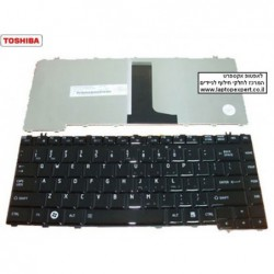 מקלדת למחשב נייד Toshiba Satellite M300 / L300 Laptop Keyboard 9J.N9082.W01, AEBL5U00040-US - 1 -