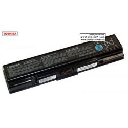 סוללה מקורית ***הכי זול בארץ *** למחשב טושיבה Toshiba Satellite L500 / L505 / L555 6 Cell Primary Laptop Battery PA3534U-1BRS -