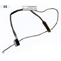 "כבל מסך למחשב נייד HP ProBook 4410s 4411s LCD Cable for 14.0"" (LED) LCD Display Screen 6017B0213701 ,  535847-001 - 1 -"
