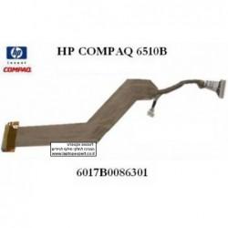 כבל מסך למחשב נייד HP Compaq 6510B 6515B LCD Cable 6017B0086301 , 443893-001 , 446914-001 - 1 -
