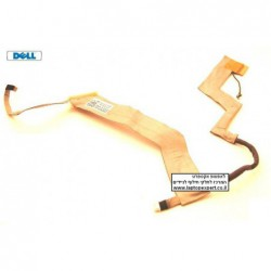 "כבל מסך למחשב נייד Dell Vostro 1220 12.1"" LED LCD Video Cable 0W301P W301P , DD0AM3LC300 - 1 -"