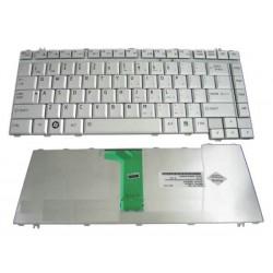 מקלדת למחשב נייד טושיבה צבע לבן Toshiba Satellite M200 / M205 / A200 / A205 / A210 / A215 Keybaord V000090470, NSK-TAB01 - 1 -