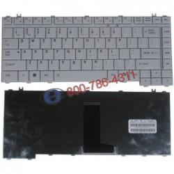 מקלדת למחשב נייד טושיבה אפור TOSHIBA Satellite A200 / A205 / M200 Keyboard MP-06863US-93 , 9J.N9082.B01 - 1 -