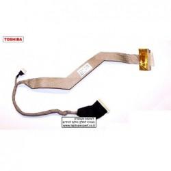 """כבל מסך למחשב נייד טושיבה Toshiba satellite A500 A505 LCD Cable 16.0"""" Screen 6017B0201901 , V000190070 - 1 -"""