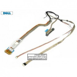 "כבל מסך למחשב נייד דל Dell Studio 1749 17.3"" / Dell Latitude E6410 LCD Cable DC02C000MOL , 0TXH51 - 1 -"