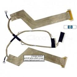 כבל מסך למחשב נייד אייץ פי HP Compaq 6730s 6735s LCD Cable 15.4 491264-001 , 6017B0152001 - 1 -
